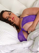 Watch Danica Danali get awaken by...