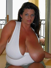 babe with enormous natural tits
