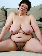 fat mature secretary